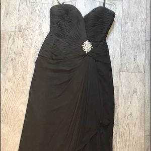 Jovani  Black Gown